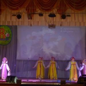 """""""Для милых дам"""" праздничный концерт, посвященный международному женскому дню!"""